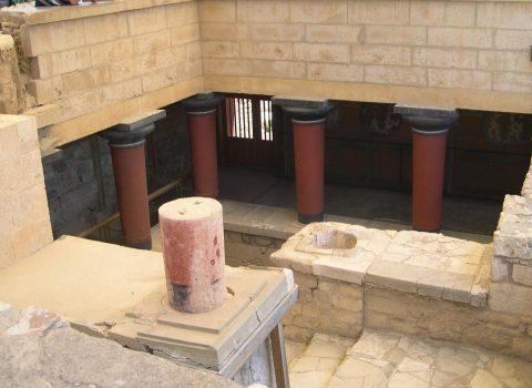 knossos palace labyrinth private tour