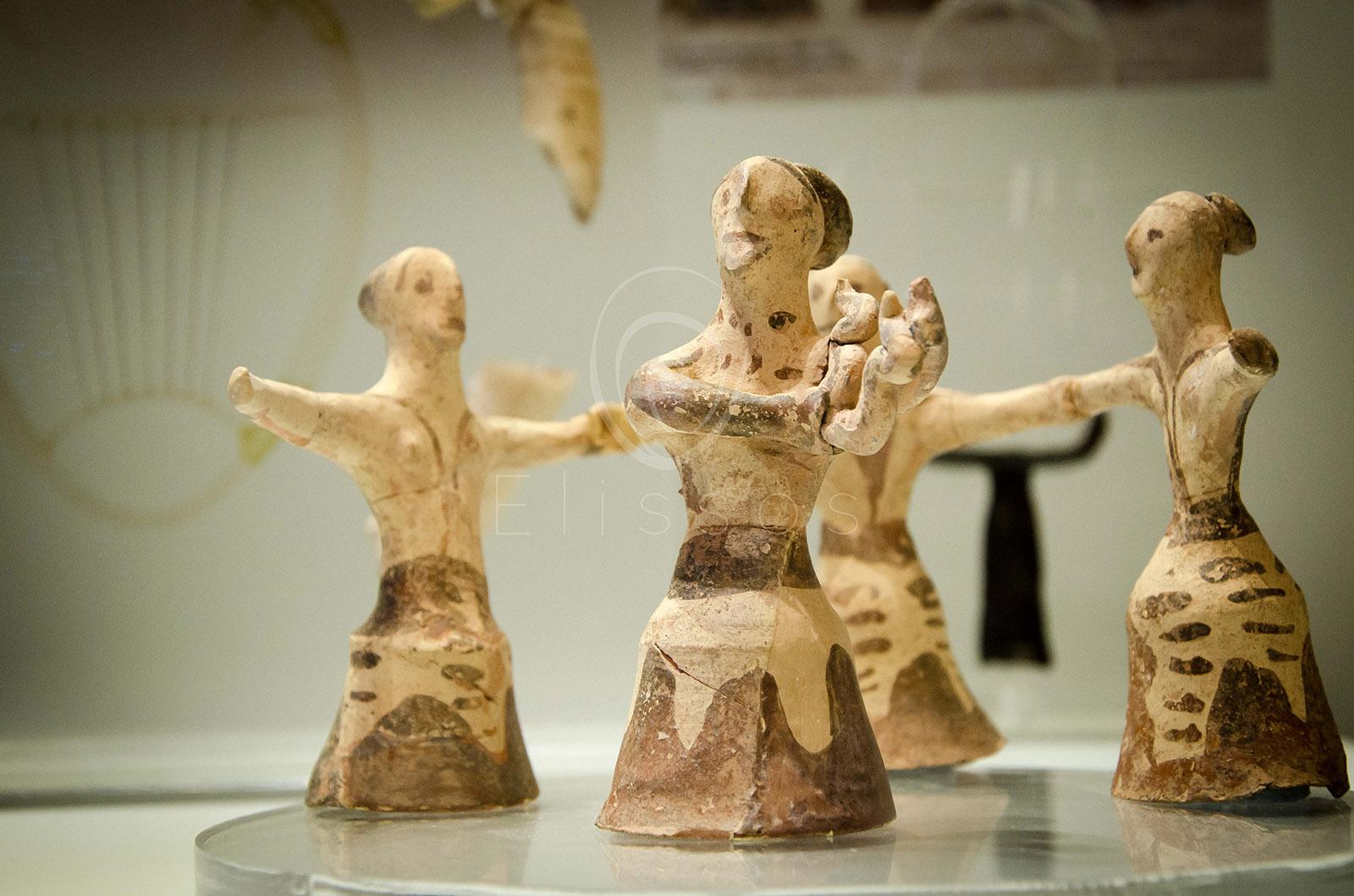 Minoans The First Dancers Crete Private Tours Elissos