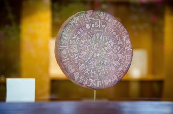 In Heraklion Museum