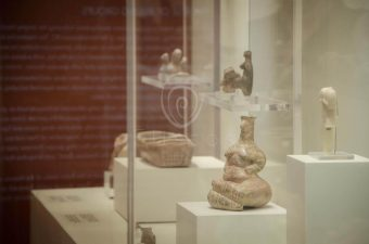 In Heraklion Archaeology Museum