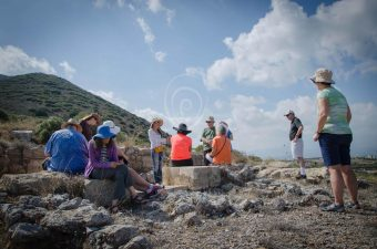 Anemospilia Minoan Sanctuary