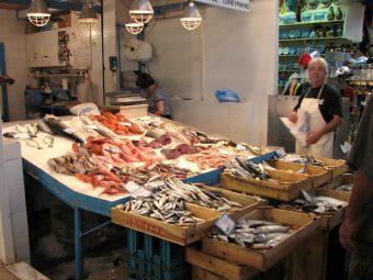 Heraklion Fish Market