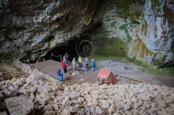 In the Cave of Ida