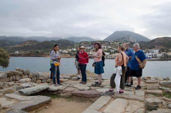 On Mochlos Island