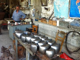 Sheep Bells Making Workshop